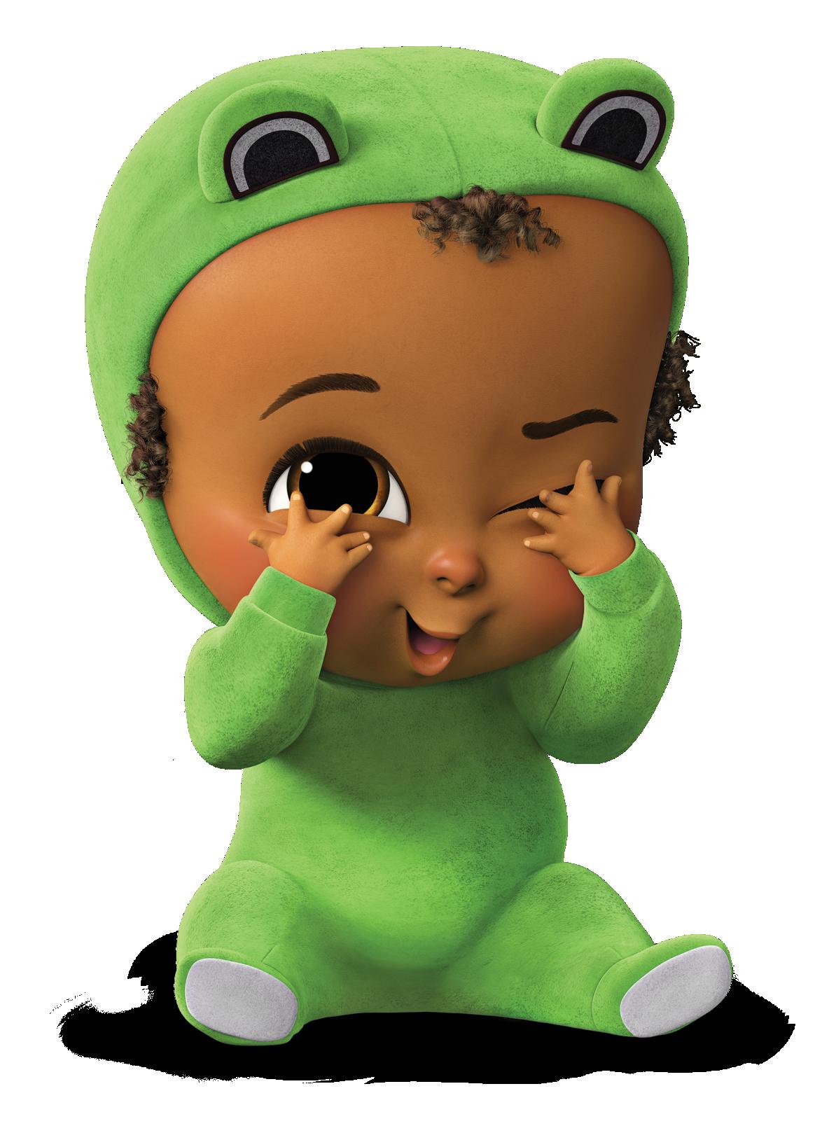O Poderoso Chefinho Baby Boss Frederic PNG Imagens e ...