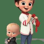 O Poderoso Chefinho Baby Boss e Tim 2 PNG