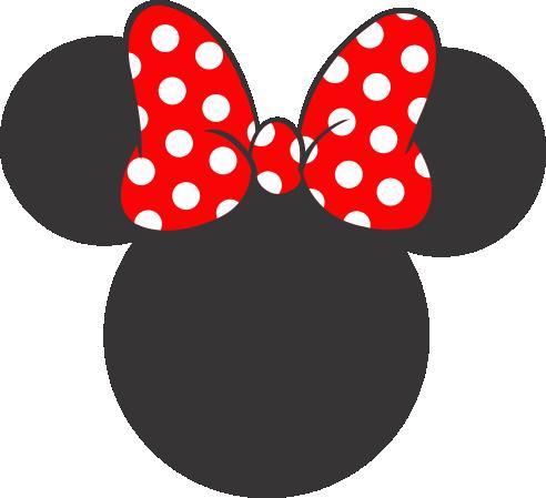 Turma Do Mickey Cabeca Minnie Png Imagens E Moldes