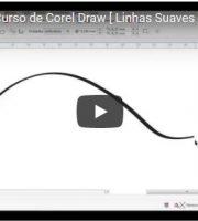 Vetorizando Linhas Suaves no Corel Draw