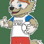 Copa do Mundo Rússia 2018 – Mascote Zabivaka 4 PNG