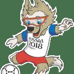 Copa do Mundo Rússia 2018 – Mascote Zabivaka 5 PNG