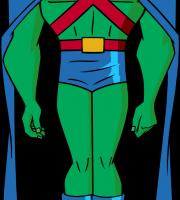 Liga da Justiça - Caçador de Marte