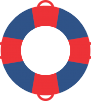Marinheiro Cute - Bóia PNG e Vetor