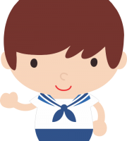 Marinheiro Cute - Menino Marinheiro