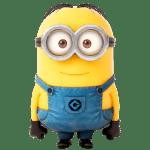 Meu Malvado Favorito – Minions Dave PNG