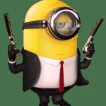 Meu Malvado Favorito – Minions Fantasiado 7 PNG