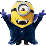 Meu Malvado Favorito – Minions Fantasiado 9 PNG
