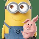 Meu Malvado Favorito – Minions Jerry 2 PNG