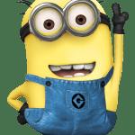 Meu Malvado Favorito – Minions Jerry 3 PNG