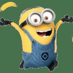 Meu Malvado Favorito – Minions Jerry 4 PNG