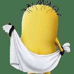 Meu Malvado Favorito – Minions Jerry 5 PNG
