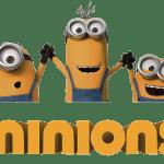 Meu Malvado Favorito – Minions Logo PNG
