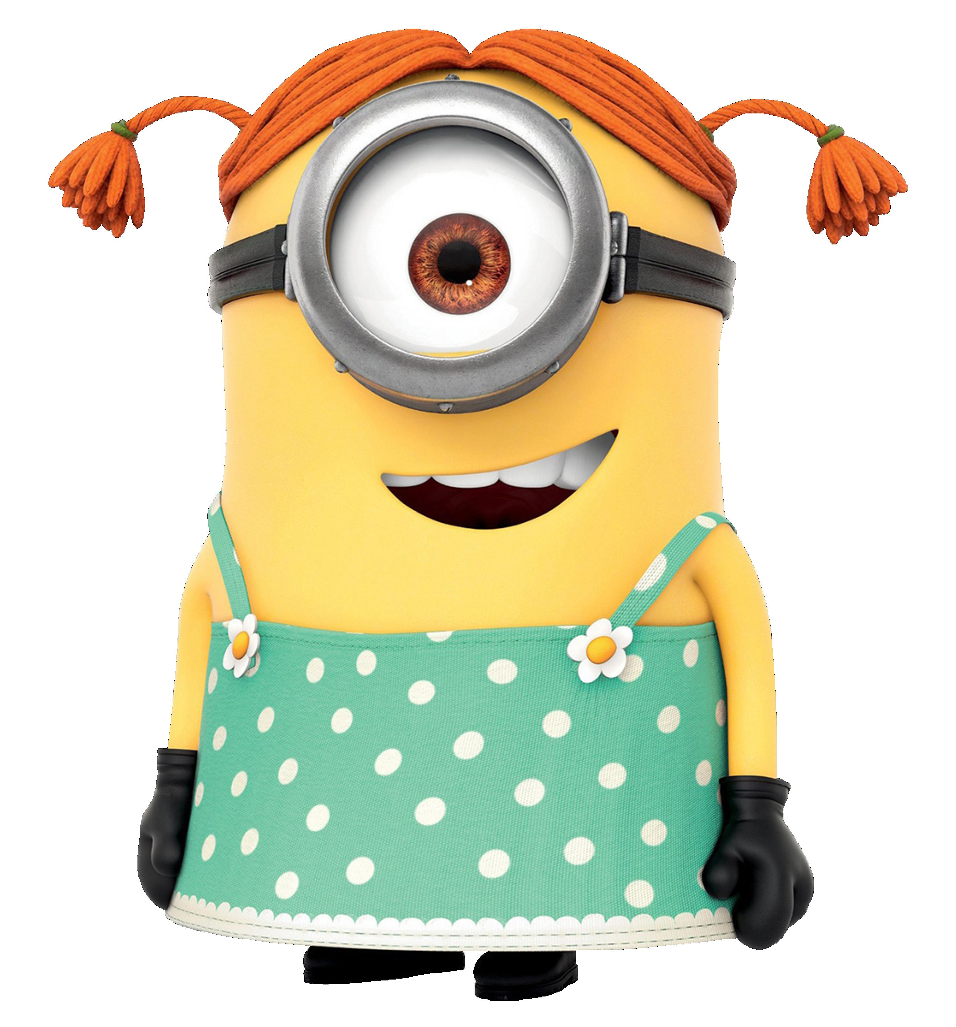 Meu Malvado Favorito - Minions Menina, evil favorite – minions, favorito del mal – minions, böser Favorit - Günstlinge