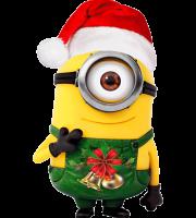 Meu Malvado Favorito - Minions Natal
