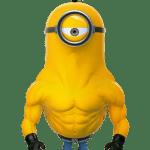 Meu Malvado Favorito – Minions Phil 2 PNG