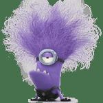 Meu Malvado Favorito – Minions Roxo PNG