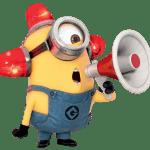 Meu Malvado Favorito – Minions Sirene PNG