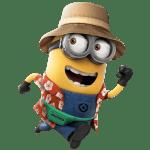 Meu Malvado Favorito – Minions Turista PNG