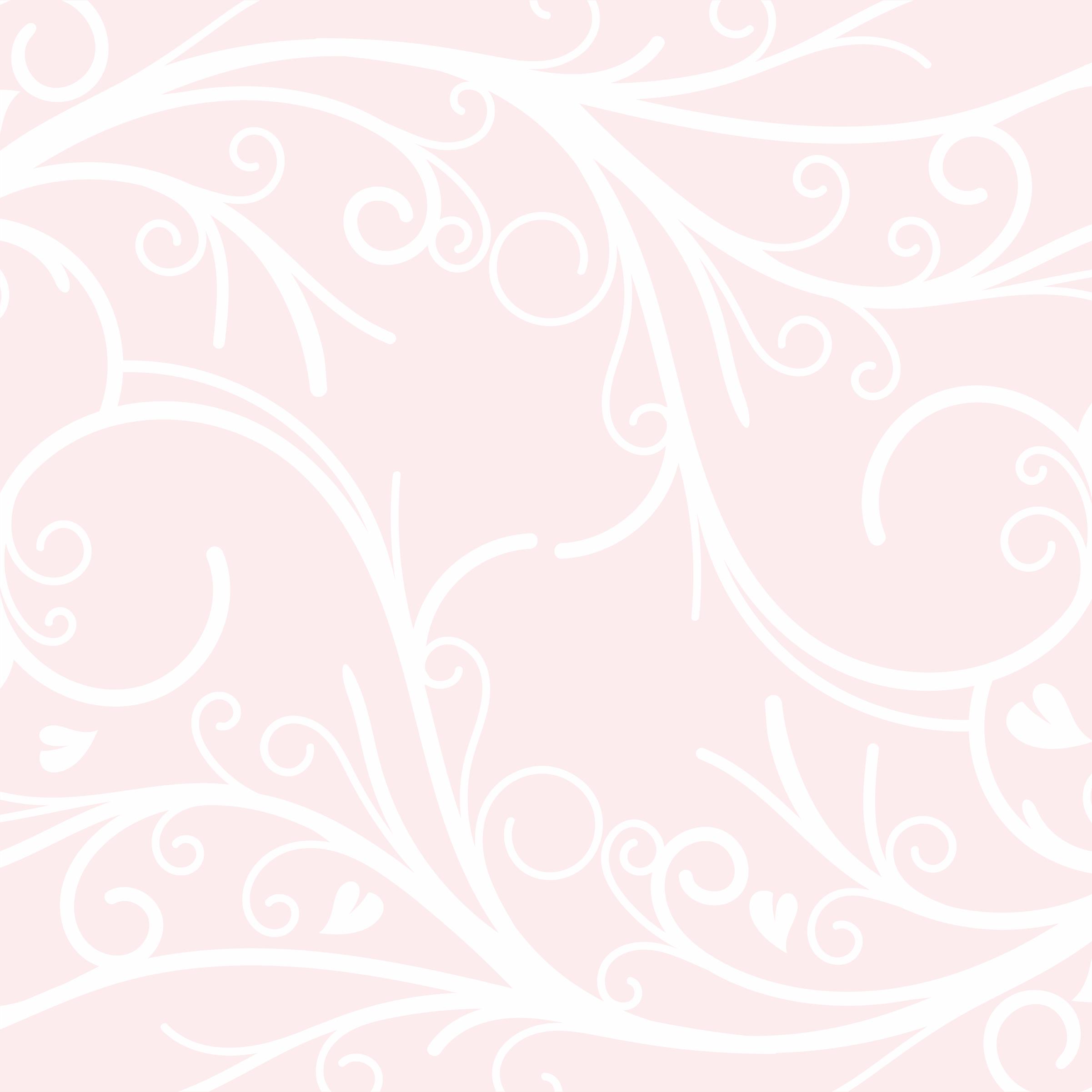 Moranguinho Papel Digital Rosa Arabescos Vetor E Png