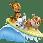 Patrulha Canina – Amigos PNG