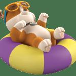Patrulha Canina – Rubble PNG