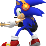 Sonic – Novo Sonic 16 PNG