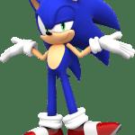 Sonic – Novo Sonic 18 PNG