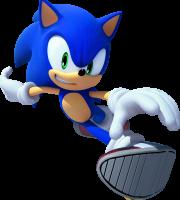 Sonic - Novo Sonic 2 PNG