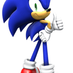 Sonic – Novo Sonic 25 PNG