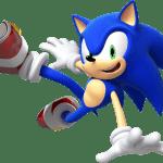 Sonic – Novo Sonic 8 PNG