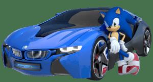 Sonic - Novo Sonic Carro 2