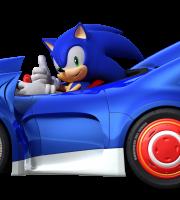 Sonic - Novo Sonic Carro