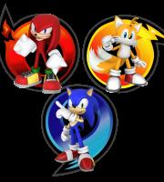 Sonic - Novo Sonic e Amigos 2