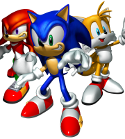 Sonic - Novo Sonic e Amigos