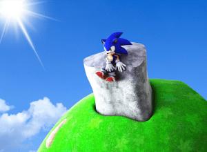 Sonic - Plano de Fundo - Background 3