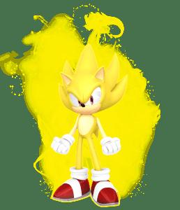 Sonic - Sonic Amarelo 11