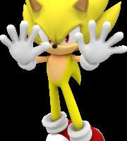 Sonic - Sonic Amarelo 12