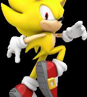 Sonic - Sonic Amarelo 13