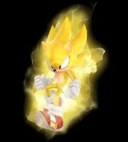 Sonic - Sonic Amarelo