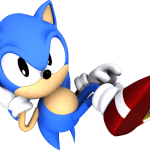 Sonic – Sonic Clássico 4 PNG