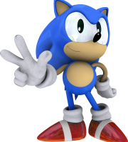 Sonic - Sonic Clássico 7