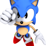 Sonic – Sonic Clássico PNG