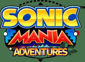 Sonic - Sonic Mania Adventures Logo