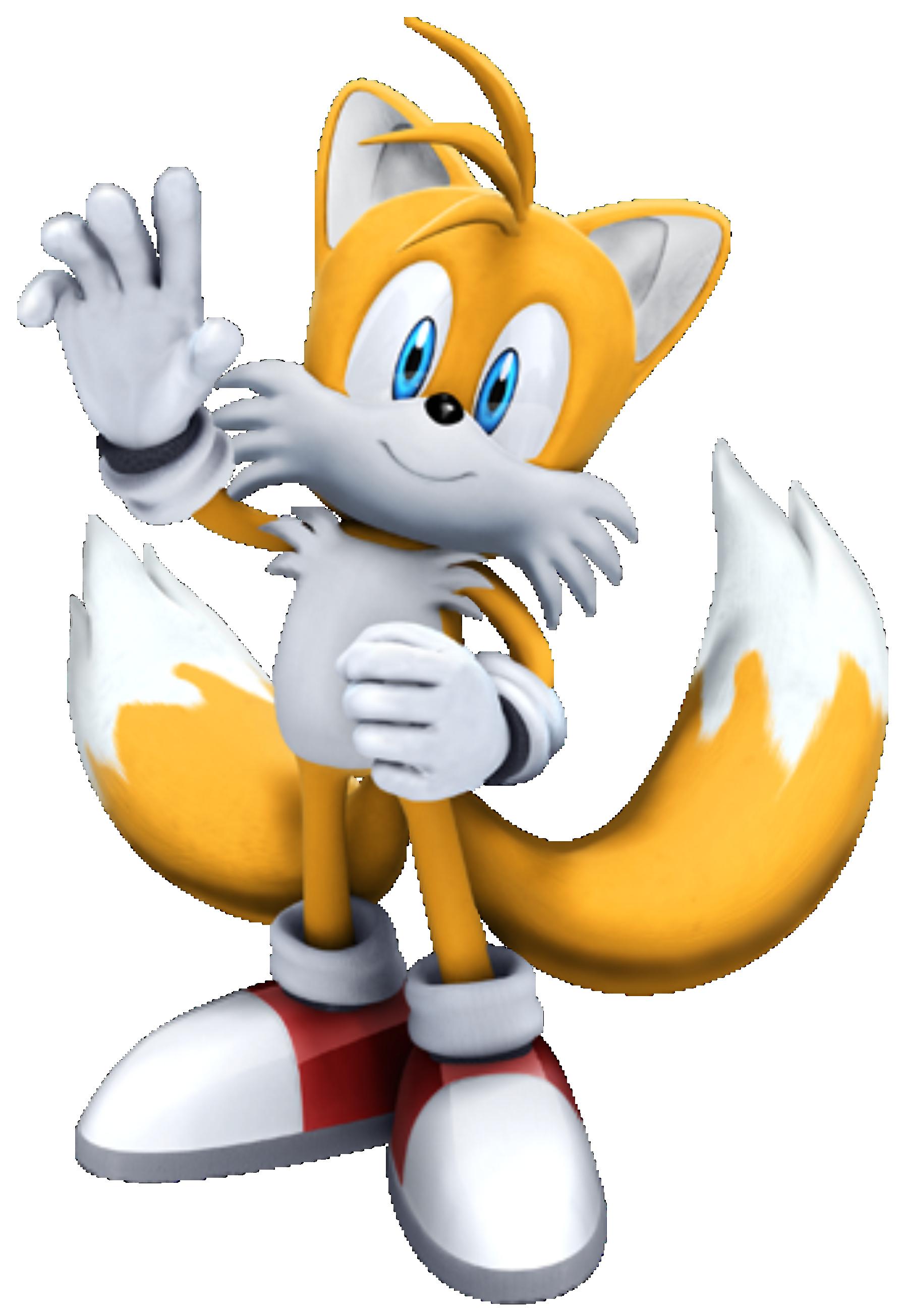 Sonic Tails Raposa 6 Png Imagens E Moldes Com Br