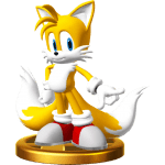 Sonic – Tails Raposa PNG