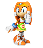Sonic - Tikal the Echidna