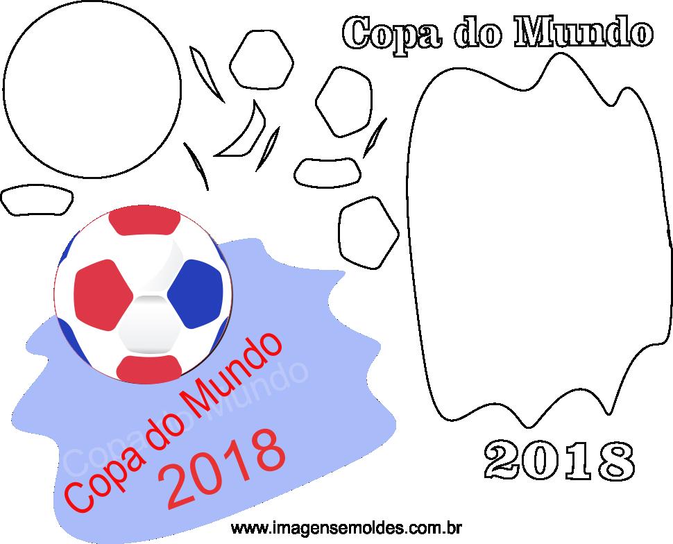 Molde de Copa do Mundo 2 para Eva, Feltro e Artesanato, Weltmeisterschaft Schimmel, molde de la copa del mundo, world cup mold