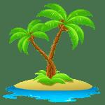 Árvores – Coqueiro 7 PNG