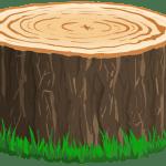 Árvores – Tronco de Árvore 2 PNG